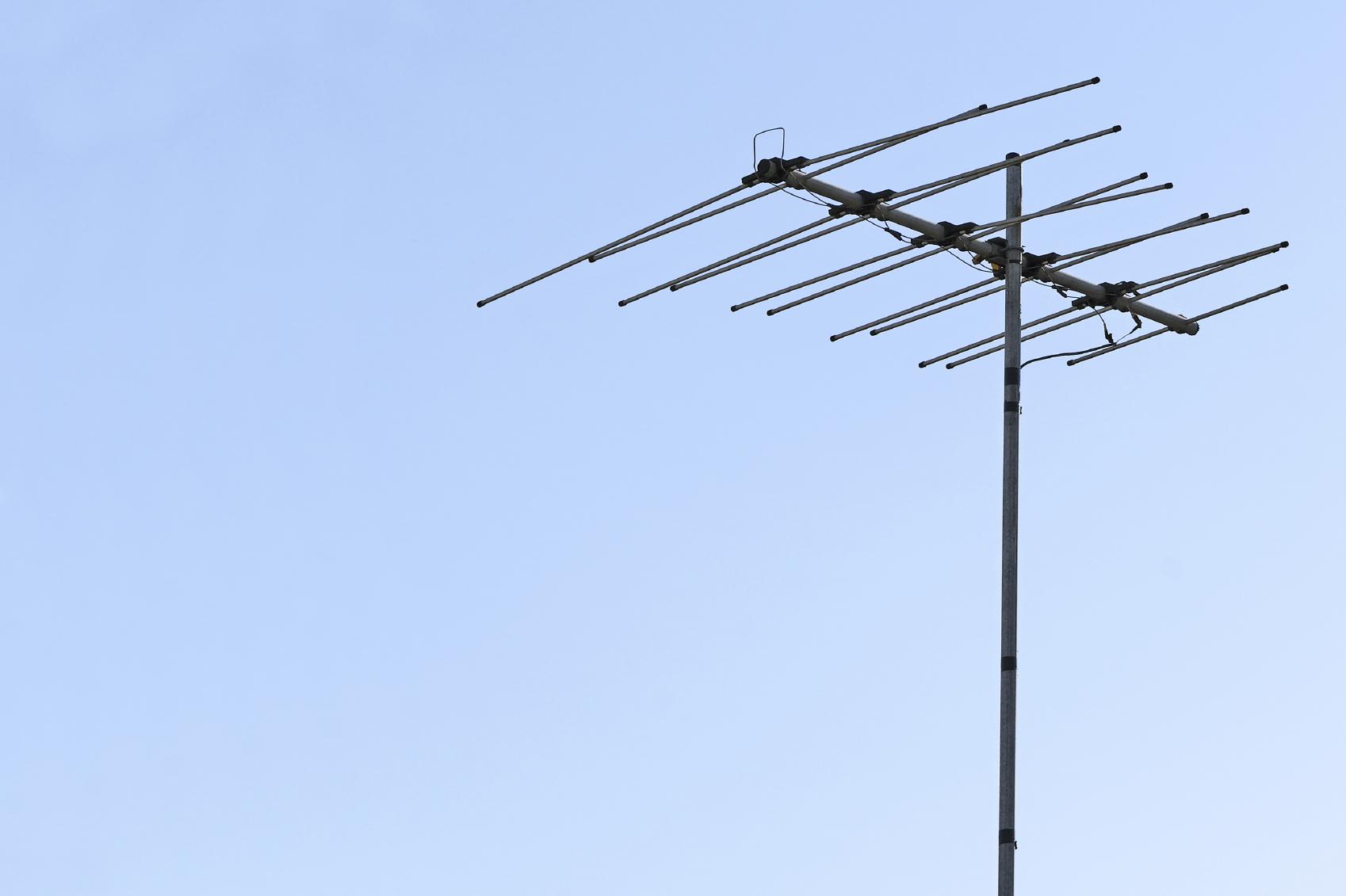 Как сделать антенну для телевизора ртутной антенны